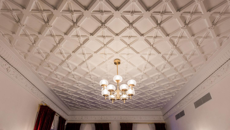 Palacio del Limonar espacios que invitan al confort