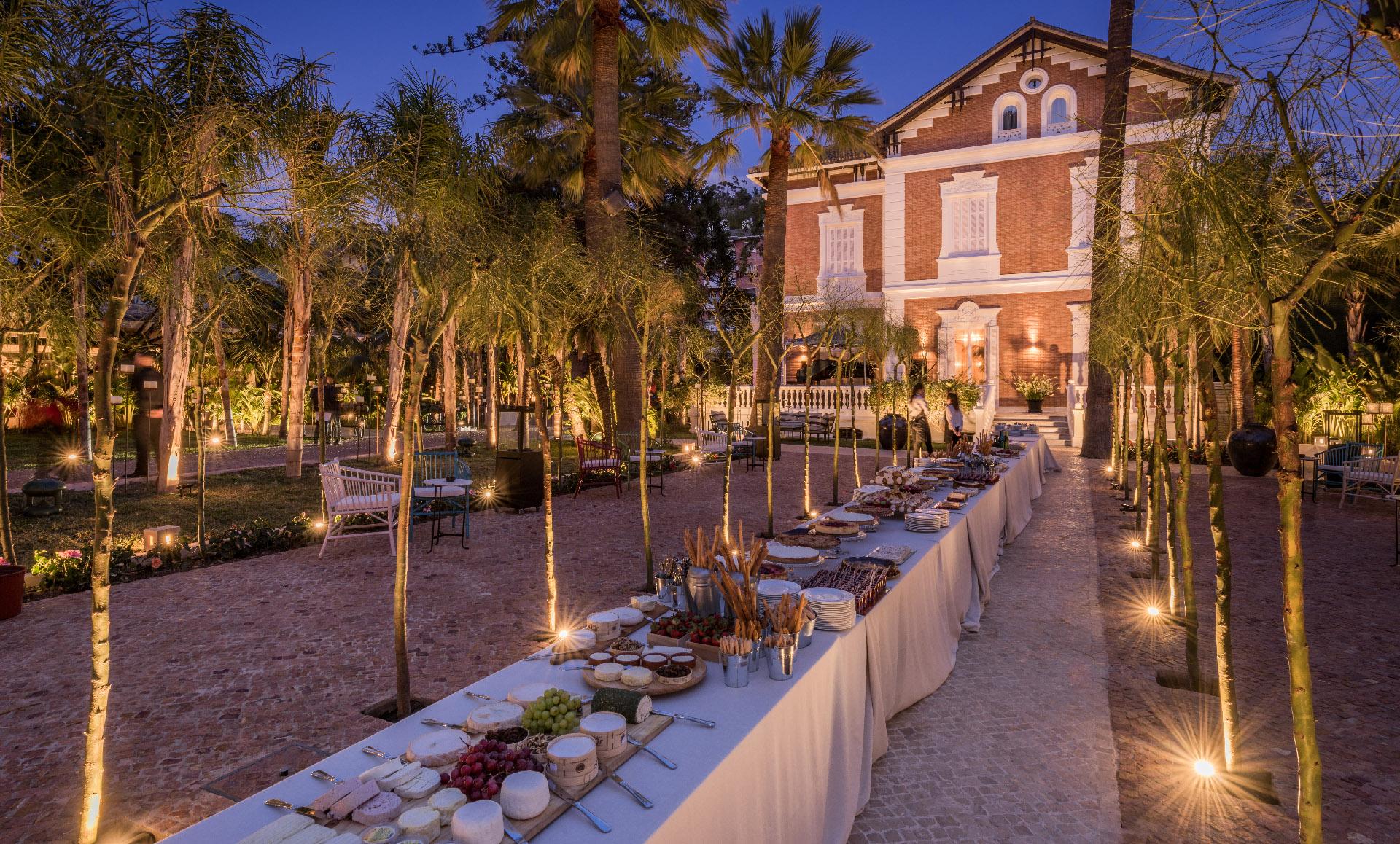 """Palacio del Limonar hace realidad el sueño de """"una boda irrepetible """", elegante , mágica y sobre todo única."""