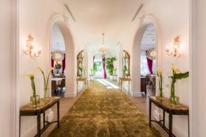 Palacio del Limonar un entorno excepcional para cualquier celebración privada original, con encanto, llena de detalles y diferente, en Málaga