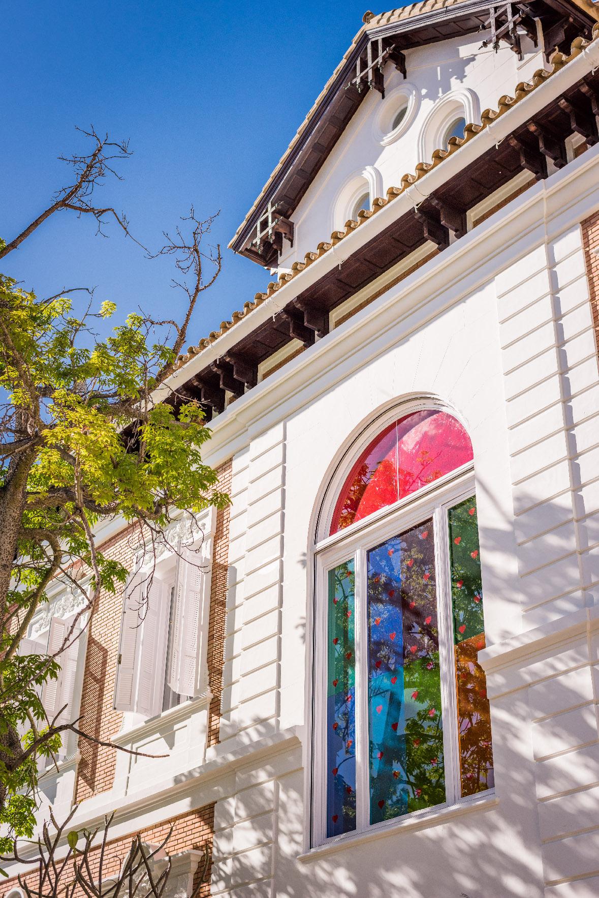 Palacio del Limonar una finca diferente para el día más especial de vuestra vida.