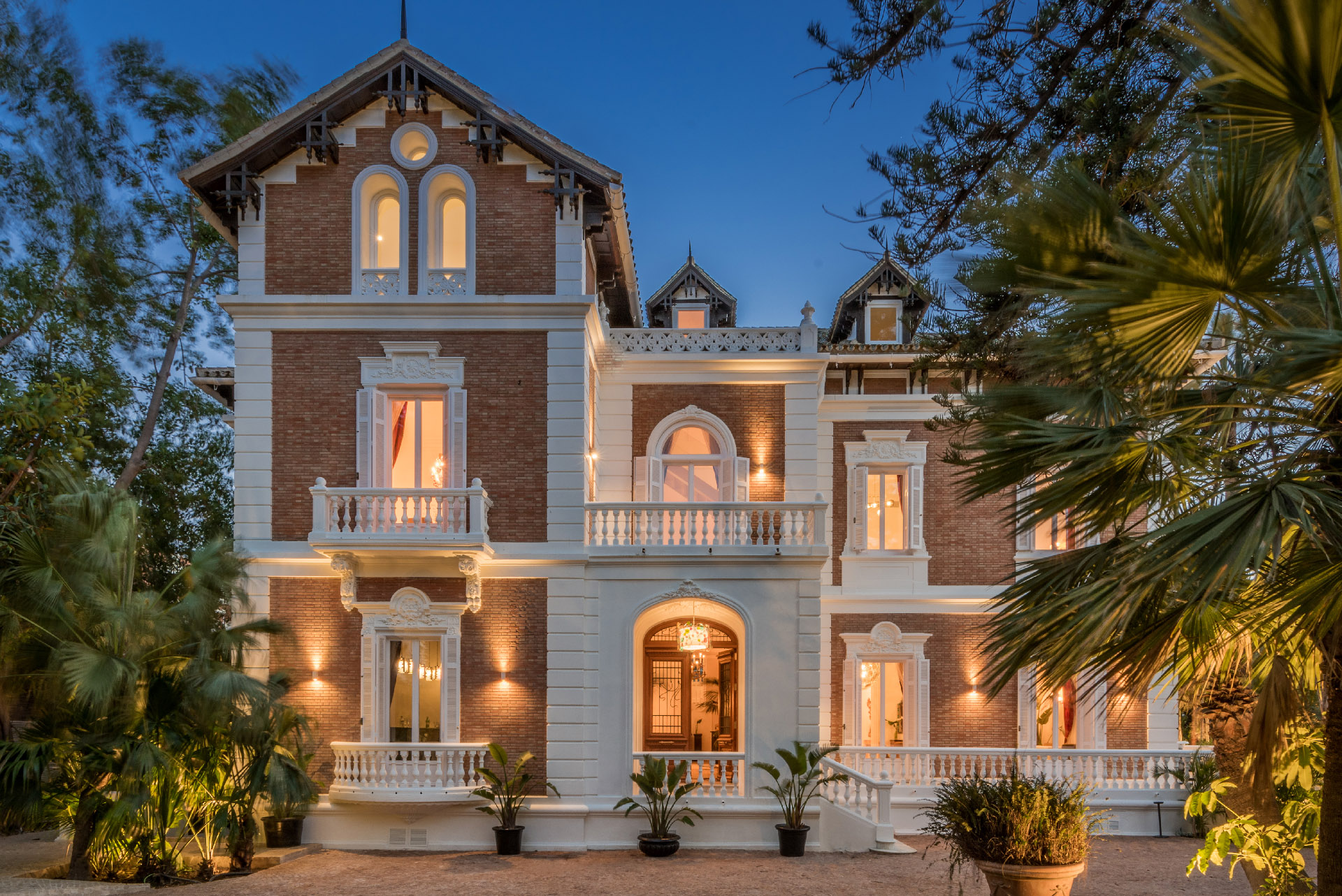Palacio del Limonar espacios y detalles que invitan al confort